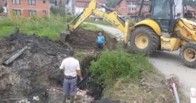 Počela izgradnja kanalizacije na ripištu